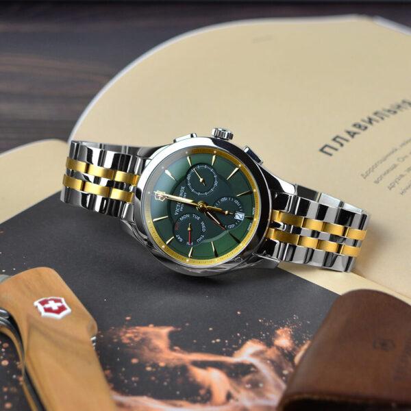 Мужские наручные часы VICTORINOX SWISS ARMY ALLIANCE V249117 - Фото № 9