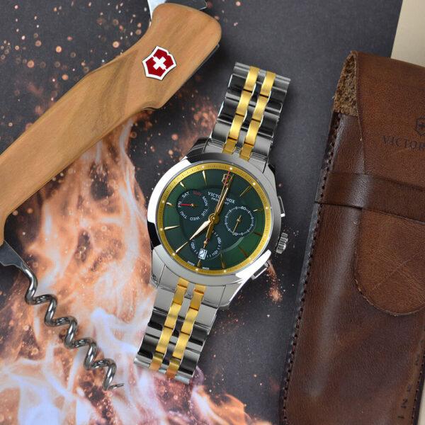 Мужские наручные часы VICTORINOX SWISS ARMY ALLIANCE V249117 - Фото № 8