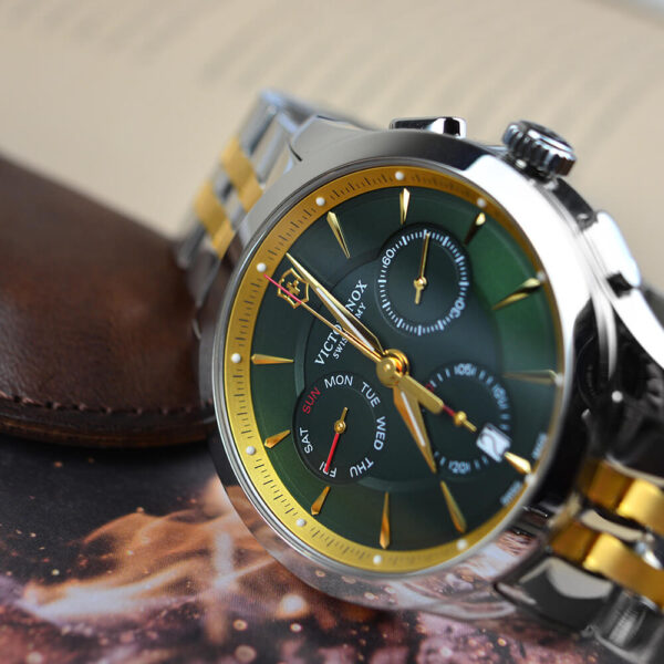Мужские наручные часы VICTORINOX SWISS ARMY ALLIANCE V249117 - Фото № 10