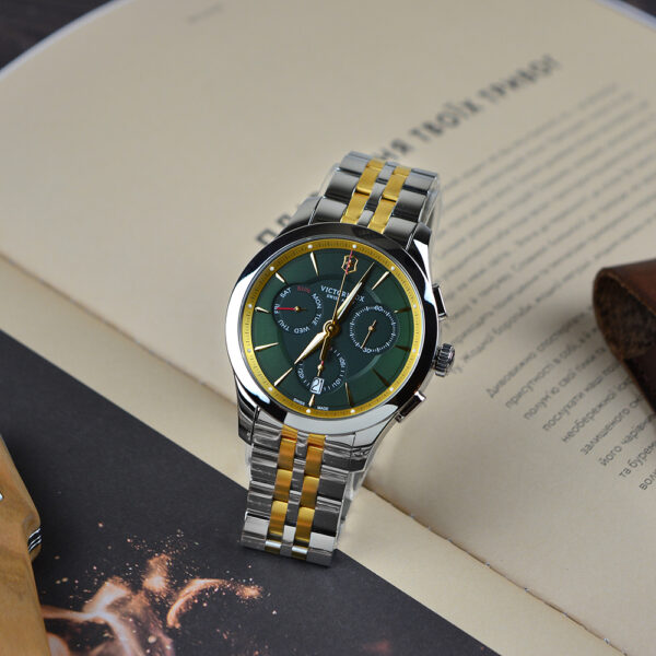 Мужские наручные часы VICTORINOX SWISS ARMY ALLIANCE V249117 - Фото № 11