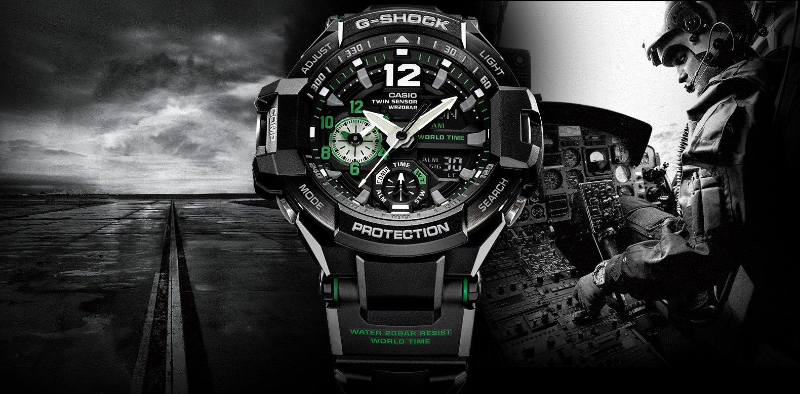 Противоударные Casio G-Shock