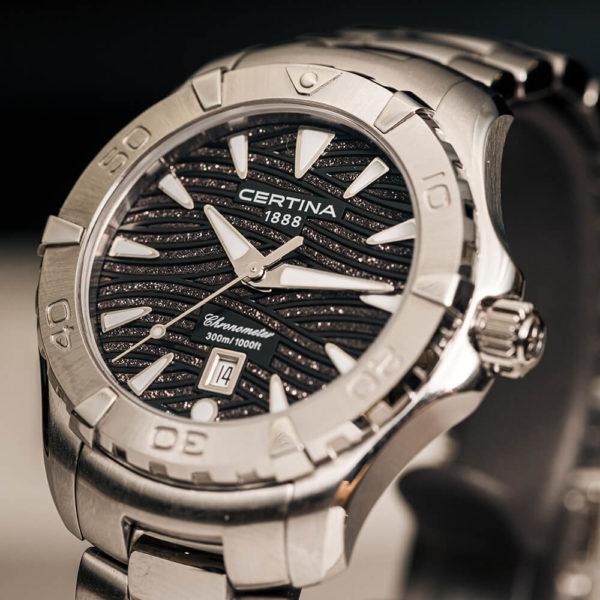 Женские наручные часы CERTINA Aqua DS Action Lady C032.251.11.051.09 - Фото № 11