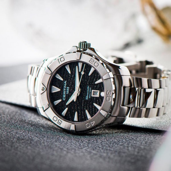 Женские наручные часы CERTINA Aqua DS Action Lady C032.251.11.051.09 - Фото № 10