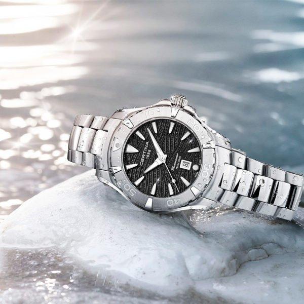 Женские наручные часы CERTINA Aqua DS Action Lady C032.251.11.051.09 - Фото № 9