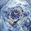 Мужские наручные часы CERTINA Aqua DS Action Diver Chronograph Automatic C032.427.11.041.00 - Фото № 3