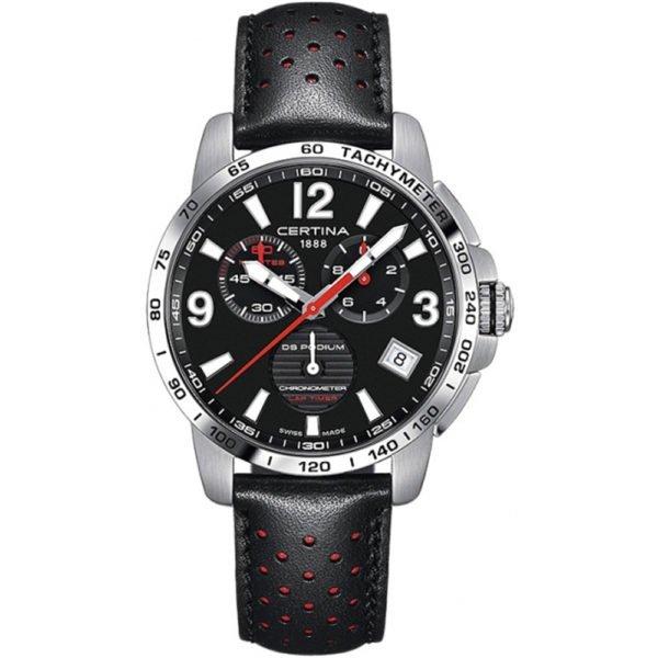 Мужские наручные часы CERTINA Sport DS Podium Chronograph Lap Timer C034.453.16.057.00 - Фото № 4
