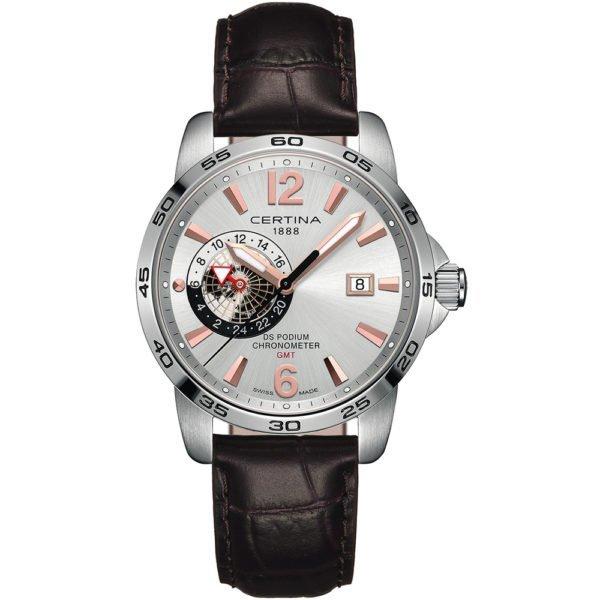 Мужские наручные часы CERTINA Sport DS Podium GMT C034.455.16.037.01