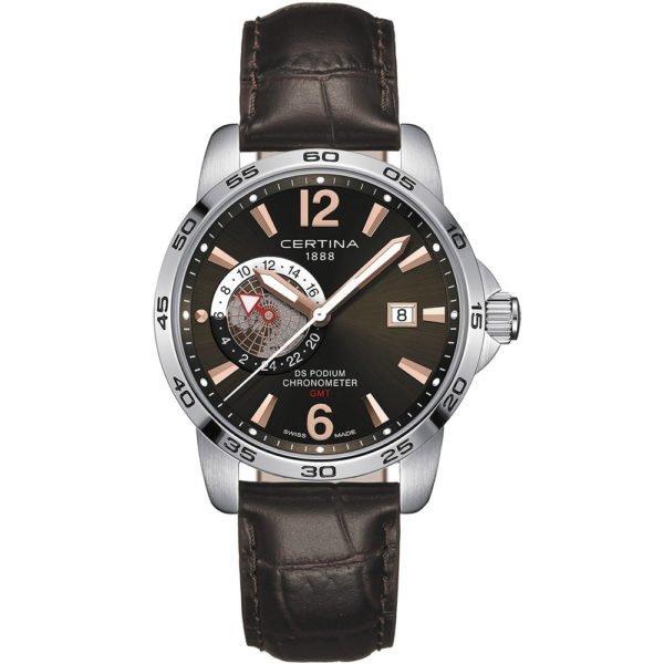 Мужские наручные часы CERTINA Sport DS Podium GMT C034.455.16.087.01