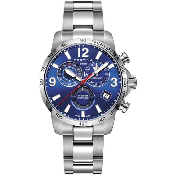 Мужские наручные часы CERTINA DS Podium C034.654.11.047.00 - Фото № 5