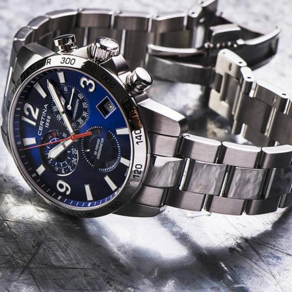 Мужские наручные часы CERTINA DS Podium C034.654.11.047.00 - Фото № 9