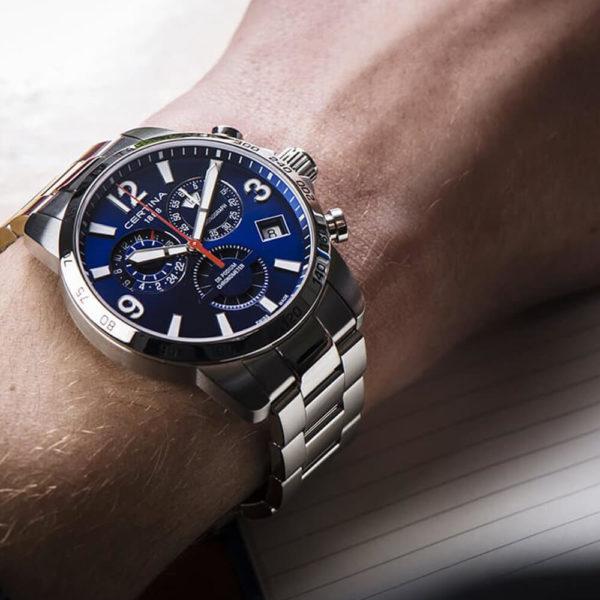 Мужские наручные часы CERTINA DS Podium C034.654.11.047.00 - Фото № 8