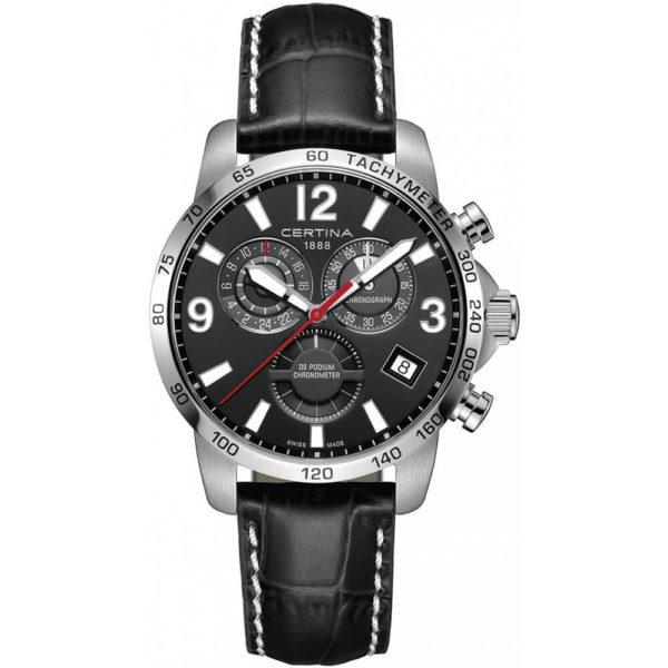 Мужские наручные часы CERTINA Sport DS Podium Chronograph GMT C034.654.16.057.00