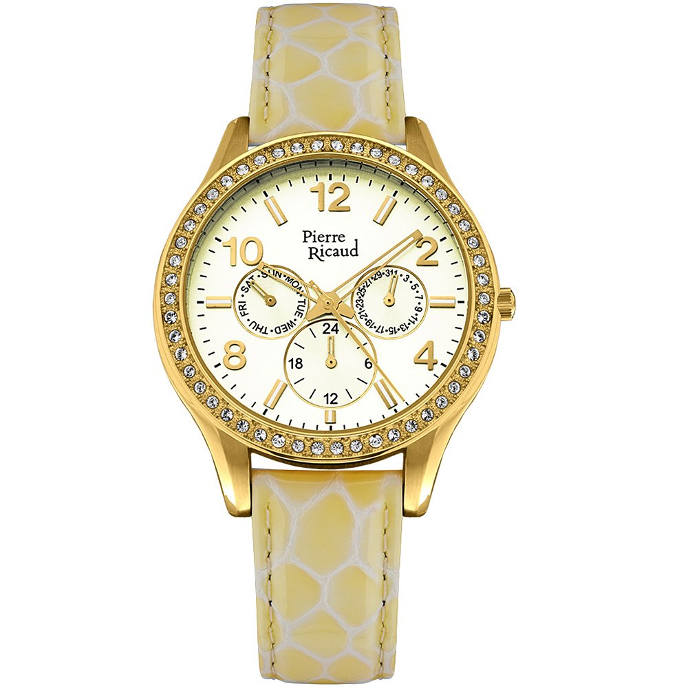Часы Pierre Ricaud PR-21069.1V51QFZ