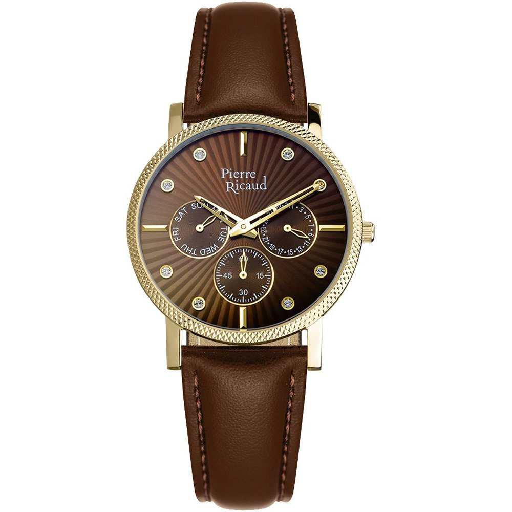 Часы Pierre Ricaud PR-21072.1B9GQF