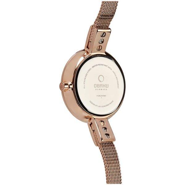 Женские наручные часы OBAKU  V129LXVLMV - Фото № 7