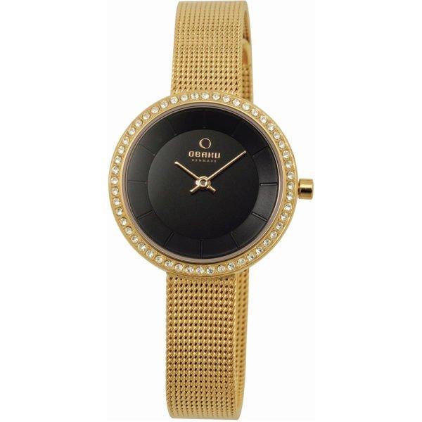 Женские наручные часы OBAKU  V146LEGBMG