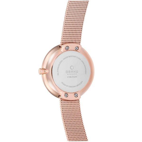 Женские наручные часы OBAKU  V146LXVLMV - Фото № 7