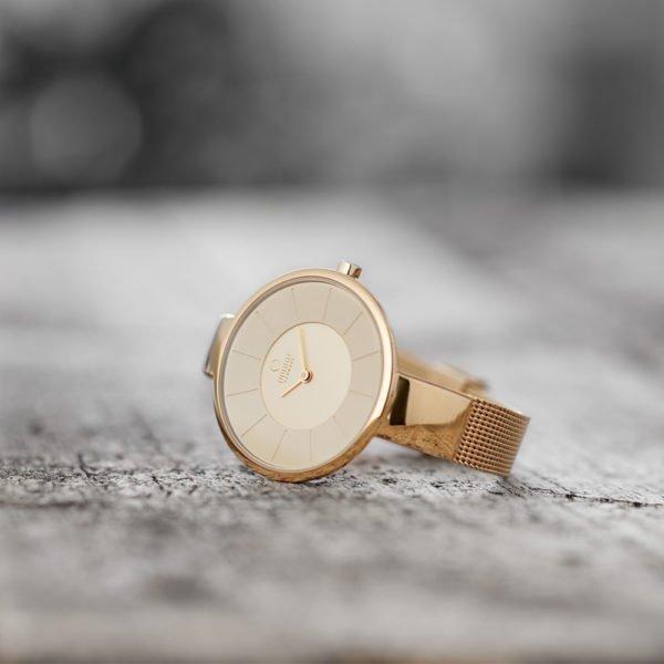 Женские наручные часы OBAKU  V149LXGGMG