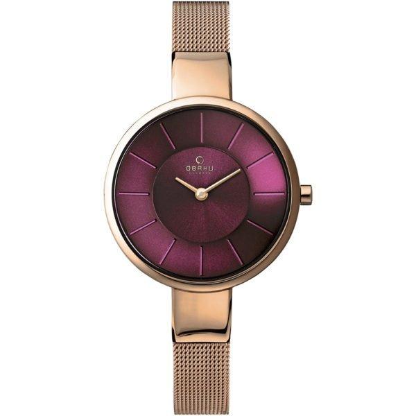 Женские наручные часы OBAKU  V149LXVQMV