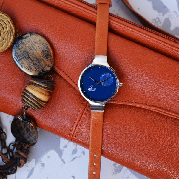 Женские наручные часы OBAKU  V201LDCLRZ - Фото № 6