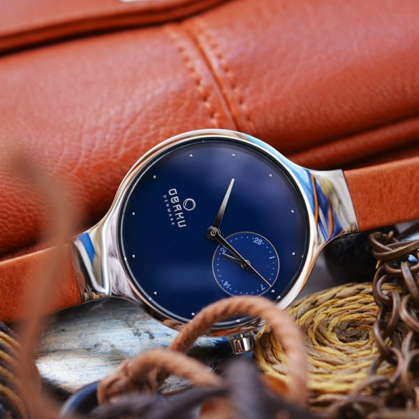 Женские наручные часы OBAKU  V201LDCLRZ - Фото № 7