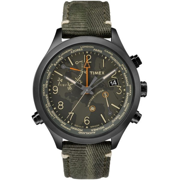 Мужские наручные часы Timex WATERBURY Tx2r43200