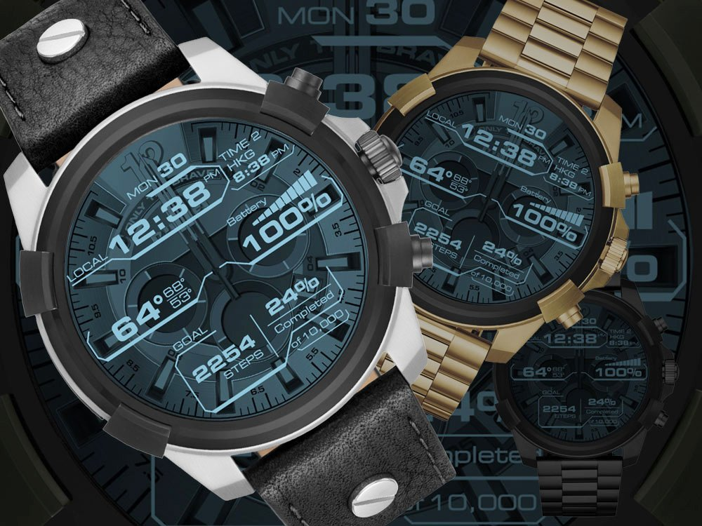 Diesel Smart Watch