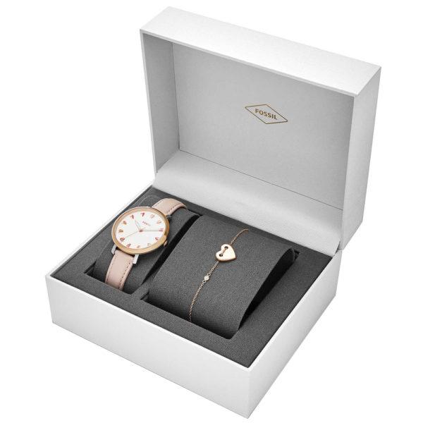 Женские наручные часы FOSSIL Jacqueline ES4351SET - Фото № 7