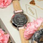 Женские наручные часы FOSSIL Jacqueline ES4351SET - Фото № 4