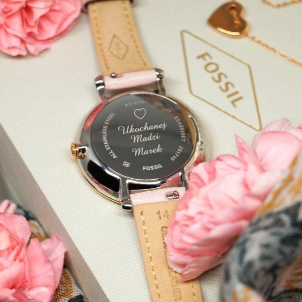 Женские наручные часы FOSSIL Jacqueline ES4351SET - Фото № 9