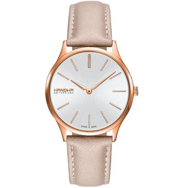Женские наручные часы HANOWA Pure 16-6075.09.001.14