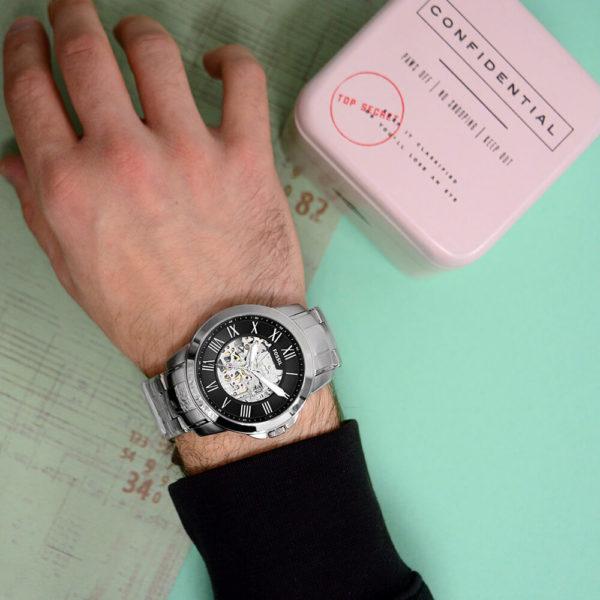 Мужские наручные часы FOSSIL Grant ME3103 - Фото № 6