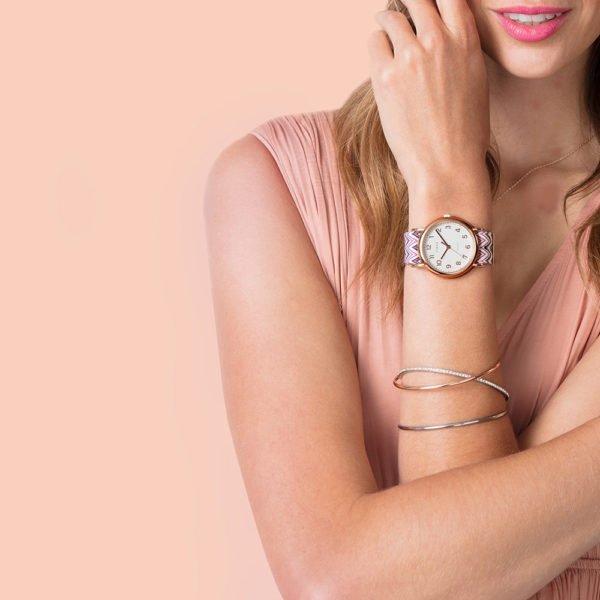 Женские наручные часы Timex WEEKENDER Tx2r59000 - Фото № 6
