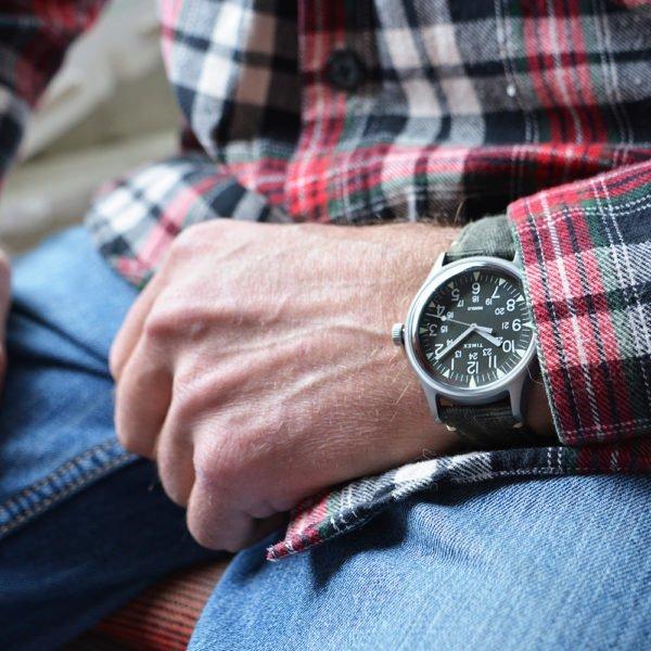 Мужские наручные часы Timex MK1 Tx2r68100 - Фото № 6