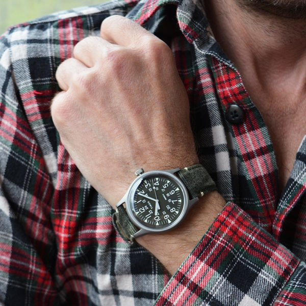 Мужские наручные часы Timex MK1 Tx2r68100 - Фото № 7