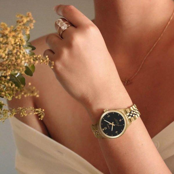 Женские наручные часы Timex ORIGINALS Tx2r69300 - Фото № 8