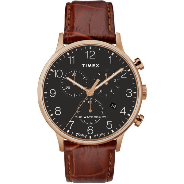 Мужские наручные часы Timex WATERBURY Tx2r71600