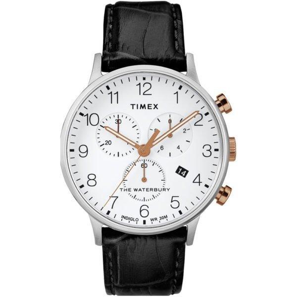 Мужские наручные часы Timex WATERBURY Tx2r71700