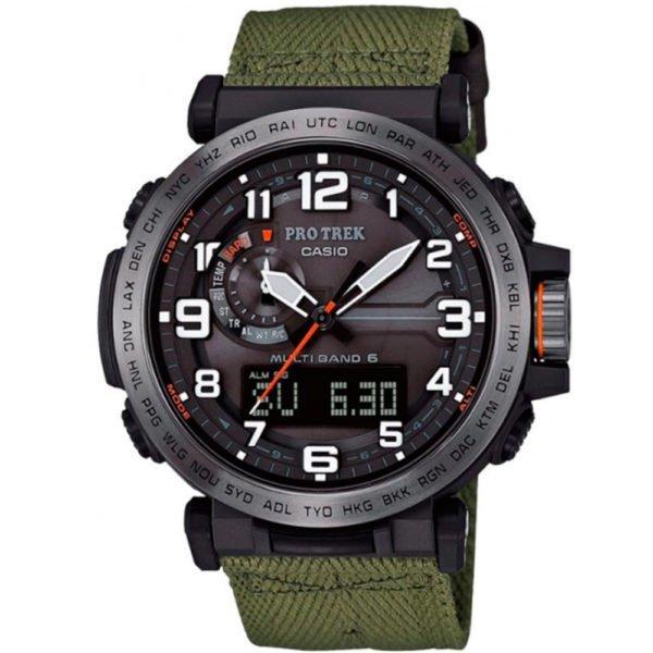Мужские наручные часы CASIO Pro Trek PRW-6600YB-3ER
