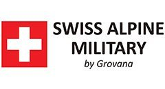 swiss alpine military logo