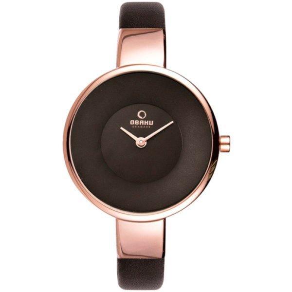 Женские наручные часы OBAKU  V149LXVNRN2