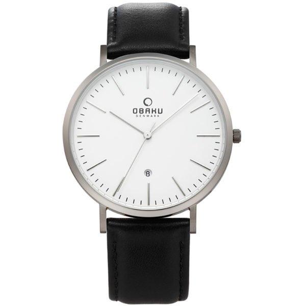 Мужские наручные часы OBAKU  V215GDTIRB