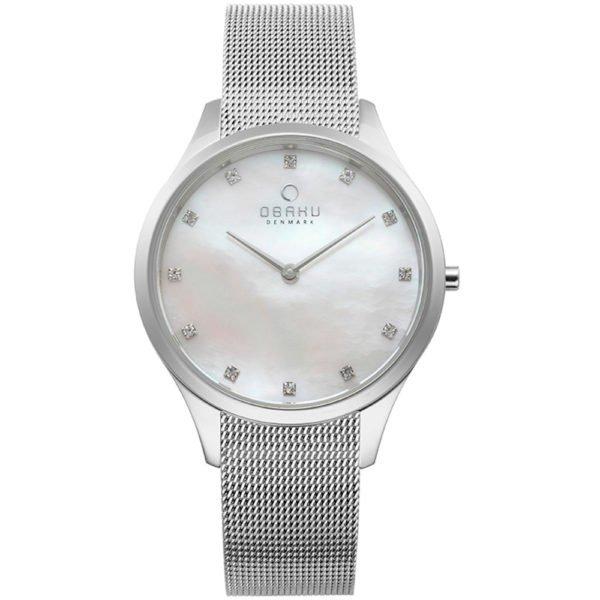 Женские наручные часы OBAKU  V217LXCWMC