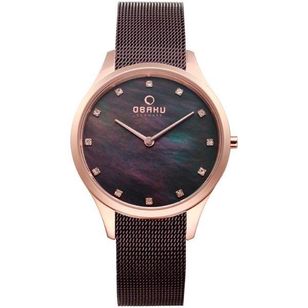 Женские наручные часы OBAKU  V217LXVNMN