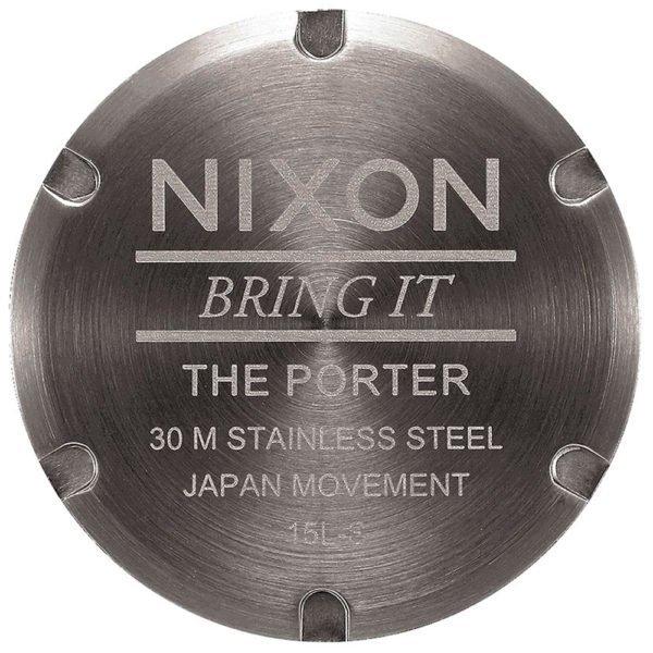 Мужские наручные часы NIXON Porter A1058-2854-00 - Фото № 11