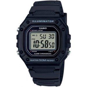Часы Casio W-218H-1AVEF