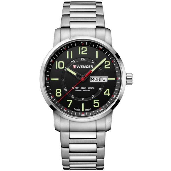 Мужские наручные часы WENGER Attitude W01.1541.102