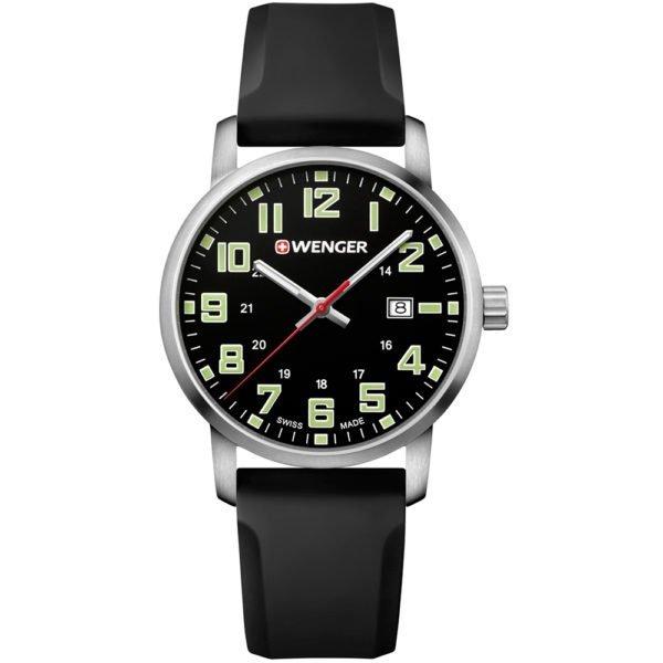Мужские наручные часы WENGER Avenue W01.1641.110 - Фото № 4