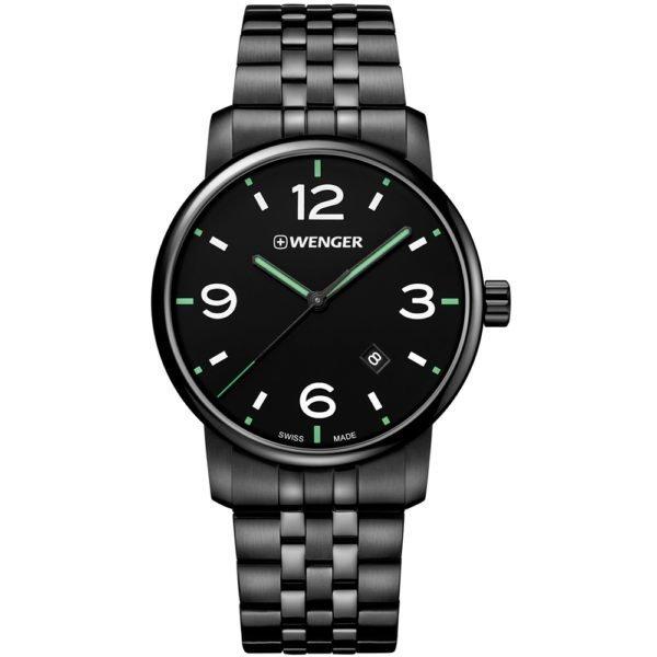 Мужские наручные часы WENGER Urban Metropolitan W01.1741.119
