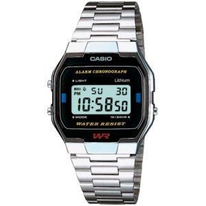 Часы Casio A163WA-1QES